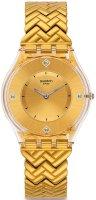 Zegarek damski Swatch skin classic SFE106G - duże 1
