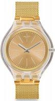 Zegarek damski Swatch skin SVUK101M - duże 1