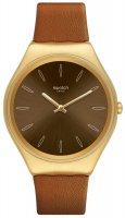 Zegarek damski Swatch skin SYXG104 - duże 1