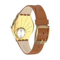 Zegarek damski Swatch skin SYXG104 - duże 3