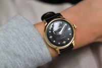 Zegarek damski Timex celestial opulence TW2T86300 - duże 5