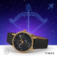 Zegarek damski Timex celestial opulence TW2T87600 - duże 7
