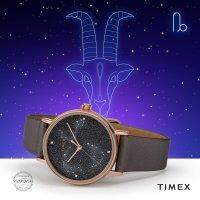 Zegarek damski Timex celestial opulence TW2T87700 - duże 5