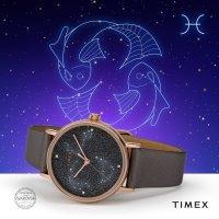Zegarek damski Timex celestial opulence TW2T87700 - duże 6