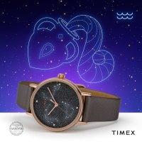 Zegarek damski Timex celestial opulence TW2T87700 - duże 7