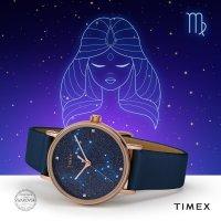Zegarek damski Timex celestial opulence TW2T87800 - duże 7