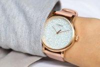 Zegarek damski Timex crystal opulence TW2T78000 - duże 4