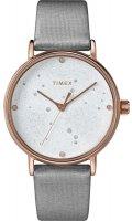 Zegarek damski Timex celestial opulence TW2T87500 - duże 1