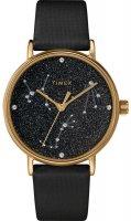 Zegarek damski Timex celestial opulence TW2T87600 - duże 1