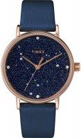 Zegarek damski Timex celestial opulence TW2T87800 - duże 1