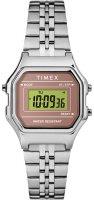 Zegarek damski Timex digital mini TW2T48500 - duże 1