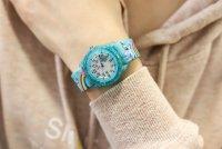Zegarek damski Timex dla dzieci TW7C25600 - duże 4