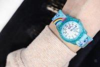 Zegarek damski Timex dla dzieci TW7C25600 - duże 5