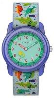Zegarek damski Timex dla dzieci TW7C77300 - duże 1