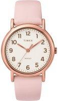 Zegarek damski Timex weekender TW2T30900 - duże 1