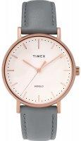 Zegarek damski Timex fairfield TW2T31800 - duże 1