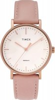 Zegarek damski Timex fairfield TW2T31900 - duże 1