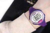 Zegarek damski Timex ironman TW5K90100 - duże 3