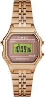 Zegarek damski Timex digital mini TW2T48300 - duże 1