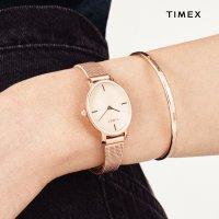 Zegarek damski Timex milano TW2R94300 - duże 5