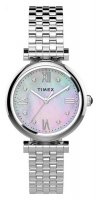 Zegarek damski Timex parisienne TW2T78700 - duże 1
