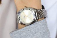 Zegarek damski Timex milano TW2T90300 - duże 4