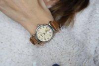 Zegarek damski Timex model 23 TW2T88000 - duże 2
