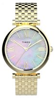 Zegarek damski Timex parisienne TW2T79100 - duże 1