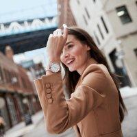 Zegarek damski Timex transcend TW2T73900 - duże 6