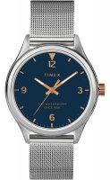 Zegarek damski Timex waterbury TW2T36300 - duże 1