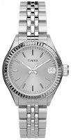 Zegarek damski Timex waterbury TW2T86700 - duże 1