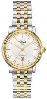 Zegarek damski Tissot carson automatic T122.207.22.031.00 - duże 1