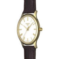 Zegarek damski Tissot excellence T926.210.16.013.00 - duże 2