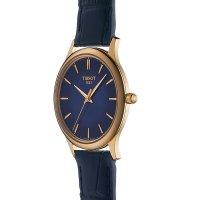 Zegarek damski Tissot excellence T926.210.76.041.00 - duże 2