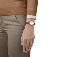 Zegarek damski Tissot glendora T929.210.46.266.00 - duże 4