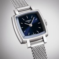 Zegarek damski Tissot lovely T058.109.11.041.00 - duże 3