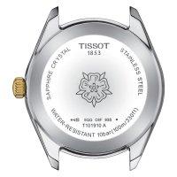 Zegarek damski Tissot pr 100 T101.910.22.111.00 - duże 2