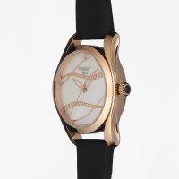 Zegarek damski Tissot t-wave T112.210.36.111.00 - duże 5