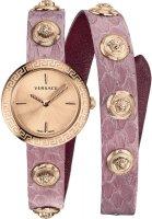 Zegarek damski Versace medusa stud icon VERF00518 - duże 1