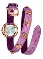 Zegarek damski Versace medusa stud icon VERF00518 - duże 2