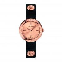 Zegarek damski Versace medusa stud icon VERF00518 - duże 4