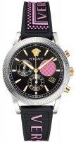 Zegarek damski Versace sport tech chrono VELT00619 - duże 1