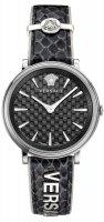 Zegarek damski Versace v-circle VE8100919 - duże 1