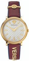 Zegarek damski Versace v-circle VE8101319 - duże 1