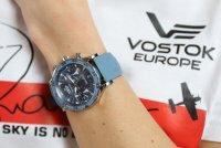 Zegarek damski Vostok Europe undine VK64-515A526 - duże 7