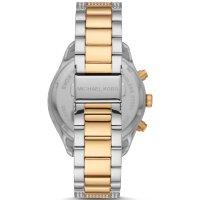 Zegarek damski z chronograf Michael Kors Layton MK6792 LAYTON - duże 3