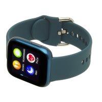 Zegarek damski z krokomierz Garett Damskie 5903246287134 Smartwatch Garett Women Eva RT niebieski - duże 2