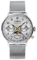 Zegarek damski Zeppelin hindenburg 7037M-1 - duże 1