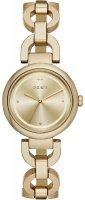 Zegarek damski DKNY bransoleta NY2768 - duże 1