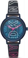 Zegarek damski DKNY pasek NY2818 - duże 1